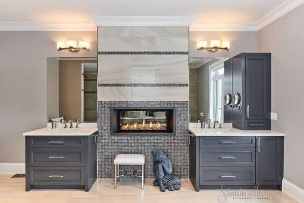 Bathrooms Ottawa - Sheridan Interiors