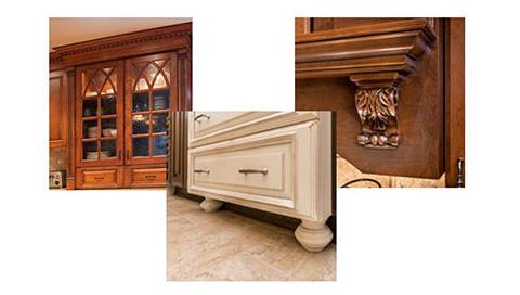 Decorative Details - Sheridan Interiors