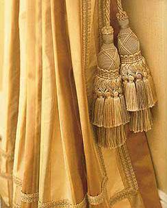 Fabrics and Trims - Sheridan Interiors