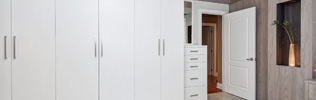 Closet Design Services - Sheridan Interiors