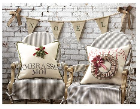 Christmas Collection Pillows - Sheridan Interiors