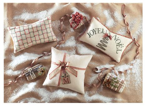 Christmas Pillows - Sheridan Interiors