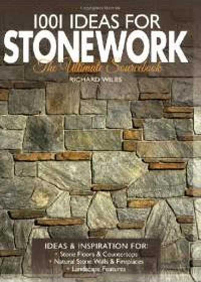 1001 Ideas for Stonework - Sheridan Interiors