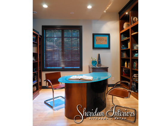 Contemporary Design - Sheridan Interiors