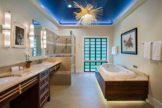Lighting for bathrooms - Sheridan Interiors
