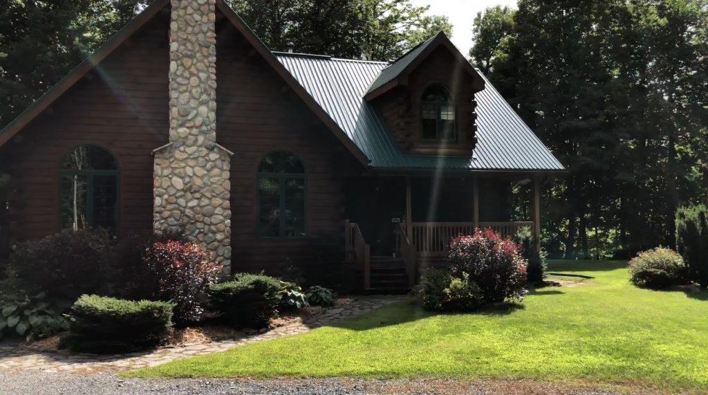 Williamstown Log Cabin, Sheridan Interiors, Cornwall, Ottawa, K6H 6M4, K1K 4H9