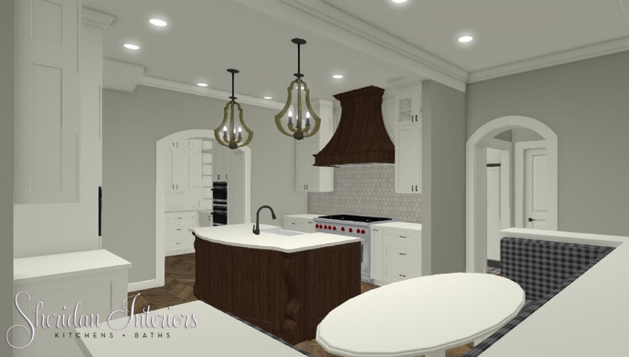 Sheridan Interiors, interior designer cornwall, interior designer ottawa, malone ny, kitchen design